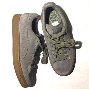 Suede Puma Sneakers 5